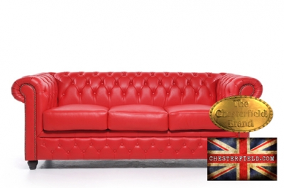 canap original chesterfield rouge 3 places montpellier h rault espace annonces. Black Bedroom Furniture Sets. Home Design Ideas