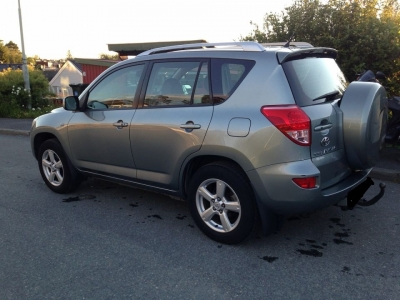 TOYOTA RAV4 2.0L D-4D 177CV CLEAN POWER PACK TECHNO