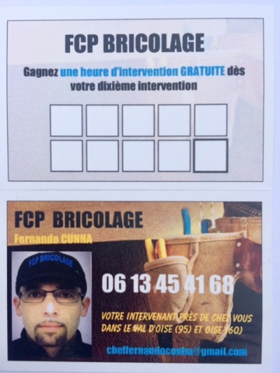 FCP BRICOLAGE MULTISERVICES