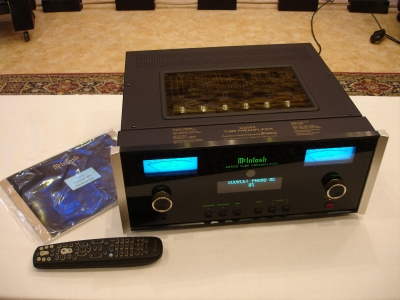 McIntosh C2500 Tube Pre Amplifier