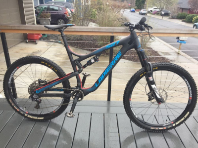 LAPIERRE ZESTY AM 527, L -EI-SHOCK 2016