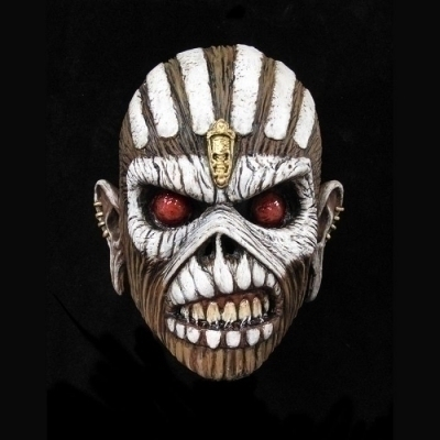 Masque Latex Book Of Souls Iron Maiden