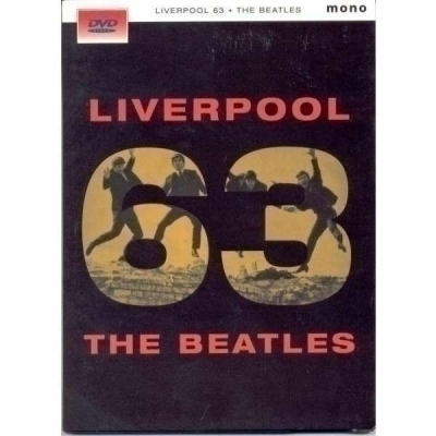 DVD The Beatles Liverpool 63 Import