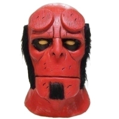 Masque Latex Pro Adulte Hellboy The Darkhouse Collection
