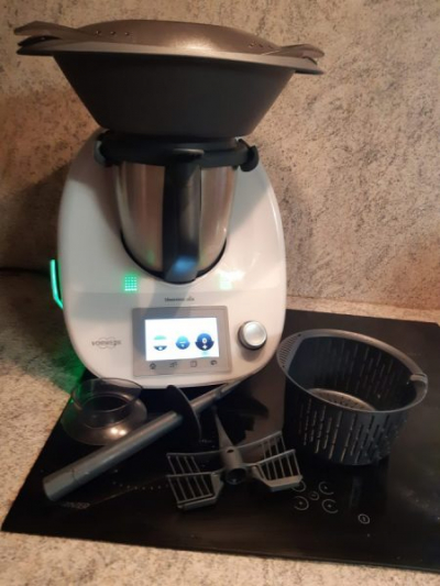 Thermomix tm5 peu servis